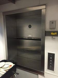 Food Service Elevators