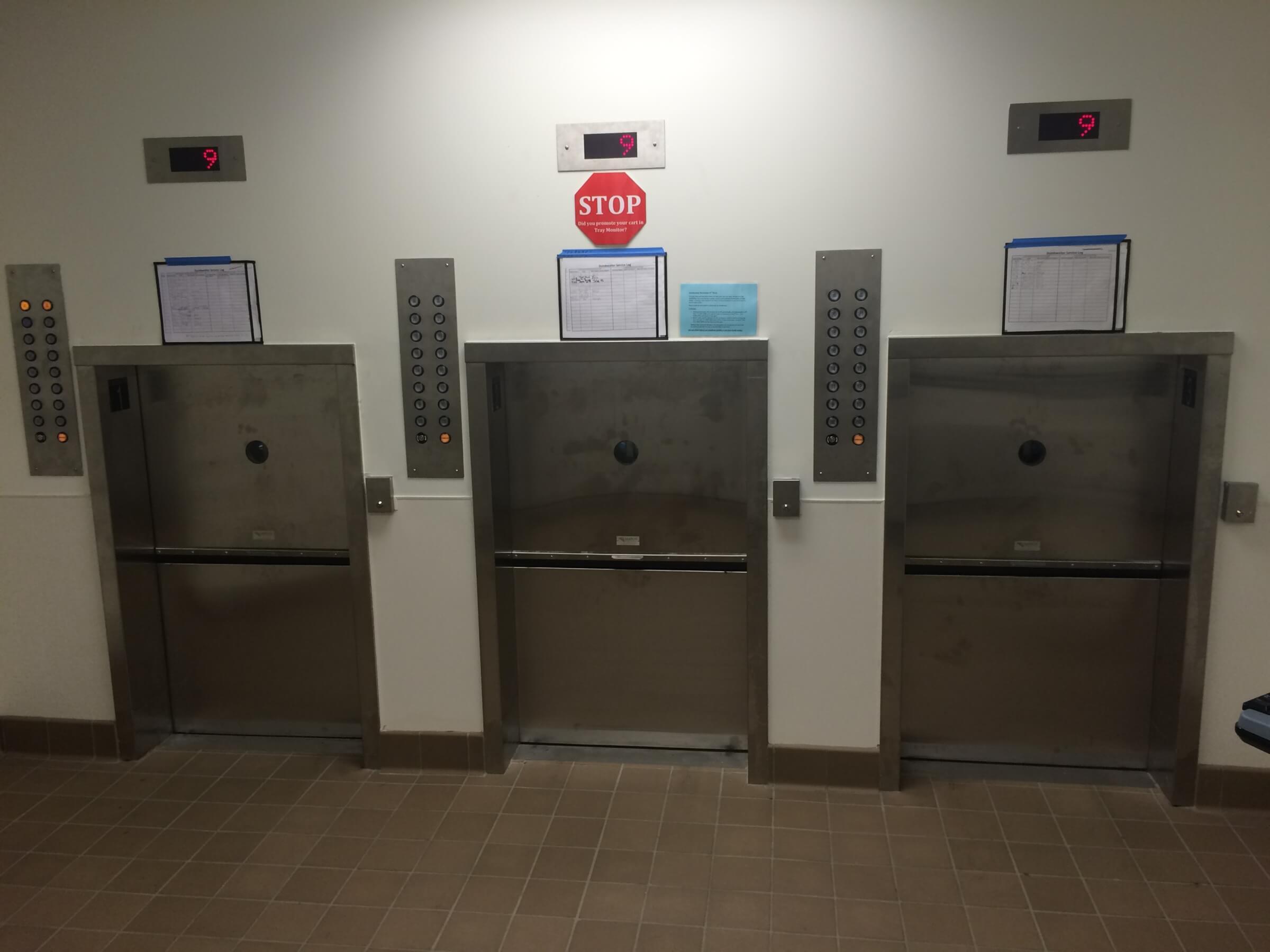 Elevators vs. Dumbwaiters – Understanding the Difference