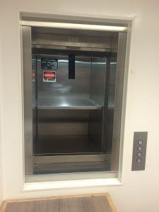 Restaurant Dumbwaiter at Crystal Palace