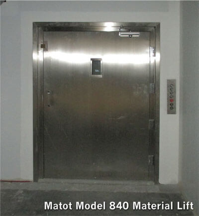 Material Lift For Boeing Manufacturing